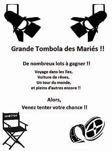 Jeux Pour Mariage Rigolo : jeux loto mariage ~ Melissatoandfro.com Idées de Décoration