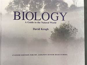 Krogh  David   U0026quot Biology A Guide To The Natural World U0026quot   4th
