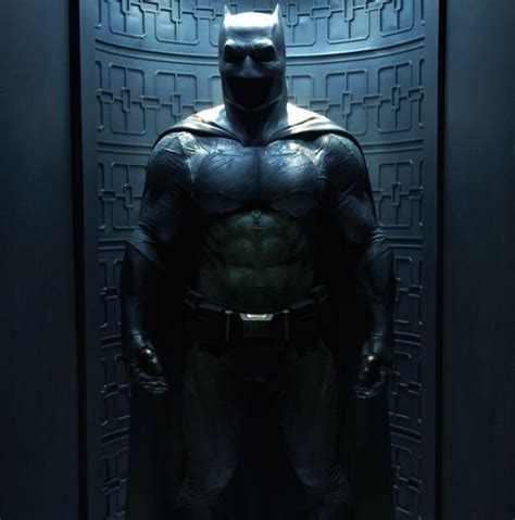 Ben Affleck Is Your New 'batman' Director