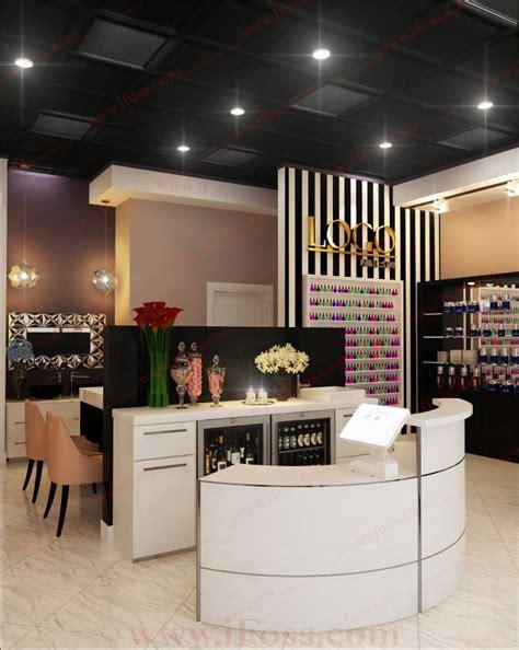 pin  ana tsvetkova  salons nail salon decor nail