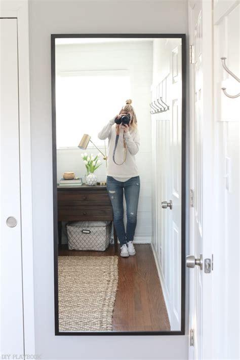 door mirror bedroom  diy playbook