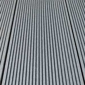 Wpc Terrassendielen Grau : wpc terrassendielen terrassendiele komplettset komplettbausatz grau anthrazit ebay ~ Watch28wear.com Haus und Dekorationen