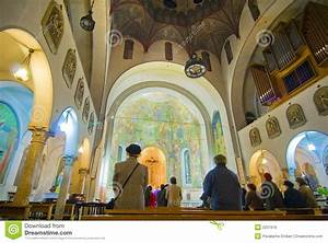 Praying Inside Catholic Church Royalty Free Stock Images ...
