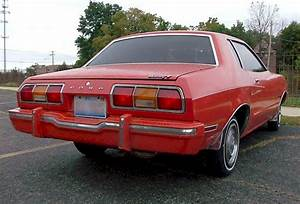Bright Red 1974 Ford Mustang II Coupe - MustangAttitude.com Photo Detail