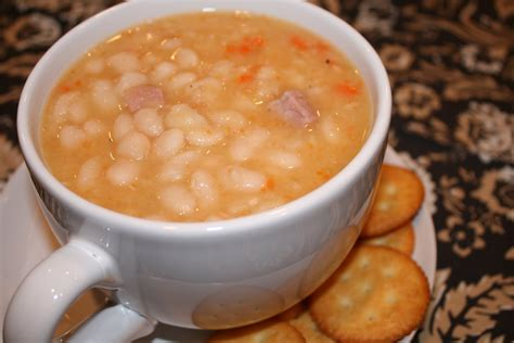 soup beans everything to entertain ham and bean soup