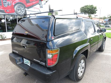 Maybe you would like to learn more about one of these? 2007 Ridgeline LEER 100XQ and Roof Racks - TopperKING ...