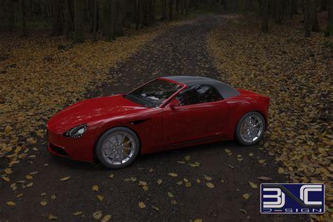 New Alfa Romeo Spider by New Alfa Romeo Spider Imagined With Quadrifoglio Flavor
