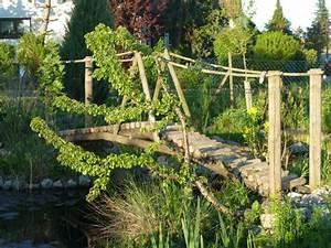 Brücke Für Gartenteich : wasseranlagen die gartenkobolde ~ Whattoseeinmadrid.com Haus und Dekorationen