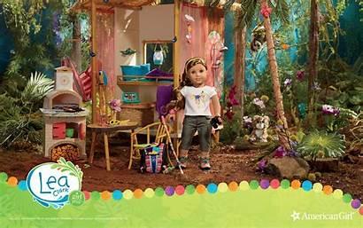 Lea American Clark Wallpapers Doll Play Louis