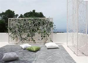 Claustra De Jardin : claustra la cloison id ale pour d limiter un jardin avec ~ Premium-room.com Idées de Décoration
