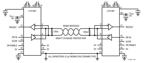 rs232 to rs485 wiring diagram electrical website kanri info