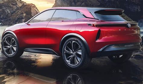 Buick Models 2020 by 2020 Buick Enspire Concept Gets Into Production Best New Suv