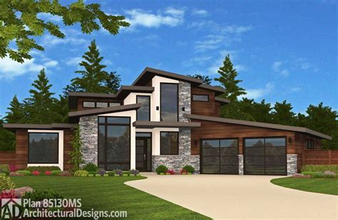 modern home plans with photos 313 plans found