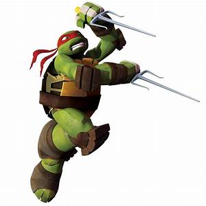 teenage mutant ninja turtles raphael giant wall decal With amazing tmnt wall decals