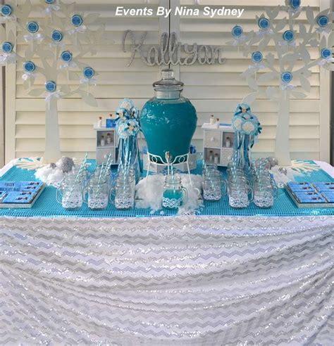 Frozen Themed Birthday Party, Princess Ideas