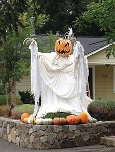 48, Creepy, Outdoor, Halloween, Decoration, Ideas