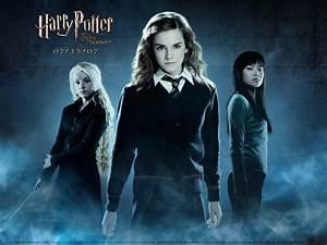 HP characters - Harry Potter Wallpaper (32990479) - Fanpop