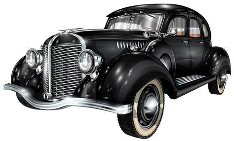 Retro Car PNG Clip Art - Best WEB Clipart