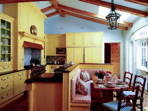 country kitchen paint colors pictures ideas  hgtv
