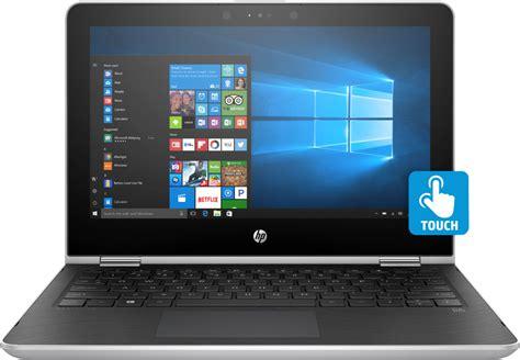 hp pavilion      touch screen laptop