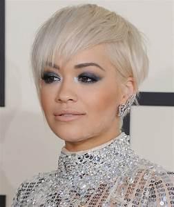 5 Fantastic Short Haircuts That Aren39t Bobs On Rita Ora