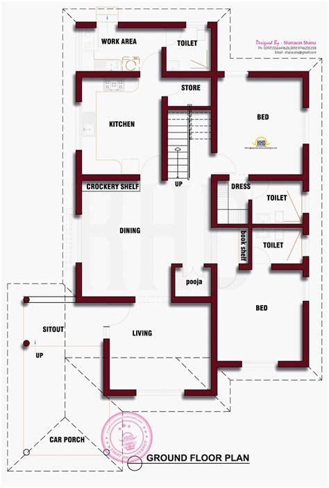 stunning home designs floor plans beautiful kerala house photo with floor plan kerala home