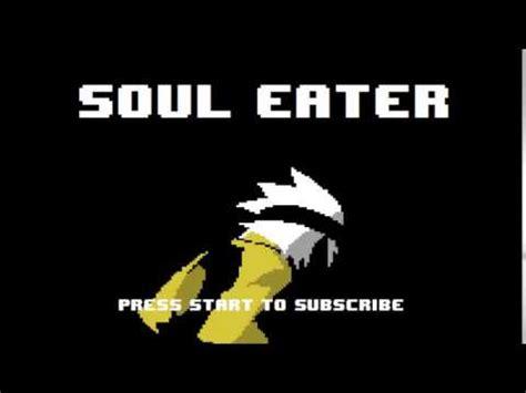 Soul Eater Opening  Resonance 8bit Nes Remix Youtube