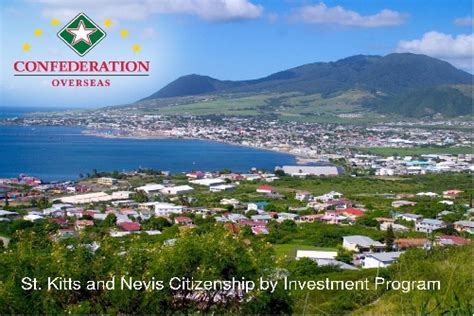 Immigrants to Saint Kitts and Nevis