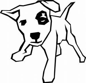 Dog Bone Clip Art Black And White | Clipart Panda - Free ...