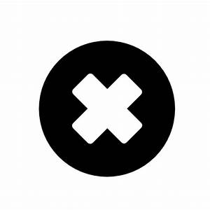 Error circle Icons | Free Download
