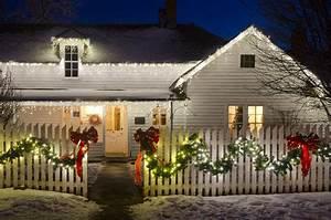Weihnachtsbeleuchtung Aussen Figuren : weihnachtsbeleuchtung au en am haus sollte ein hingucker sein ~ Buech-reservation.com Haus und Dekorationen