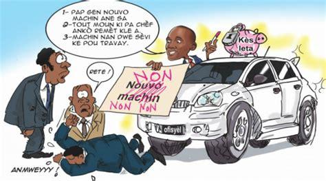 bureau des immatriculations le président de la république jovenel moïse déclare la