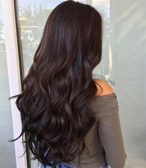 hair style 32 best chocolate brown hair color ideas 2018 chocolate 9300