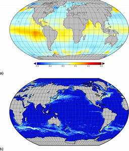 Global Atmosphere U2013ocean Co 2 Gas Fluxes Derived From Satellite Remote