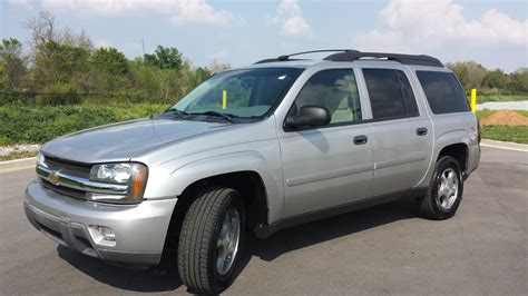 2006 Chevrolet Trailblazer Ls by Sold 2006 Chevrolet Trailblazer Extended 7 Passenger Ls