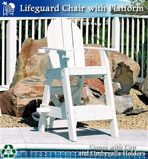 lg505 lifeguard chair lifeguard chairs by lifeguard