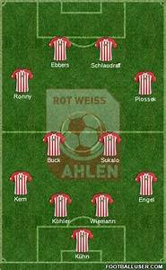 Rot Weiß Ahlen : all germany football formations page 8956 ~ Buech-reservation.com Haus und Dekorationen