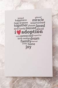 I Heart Adoptio... Etsy Adoption Quotes
