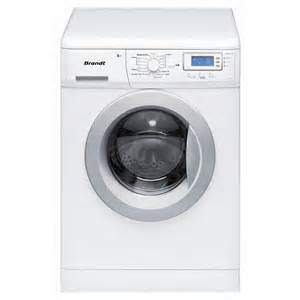 brandt wfa 1456f blanc lave linge frontal 59 cm 6 kg 1400 trs mn a tous les