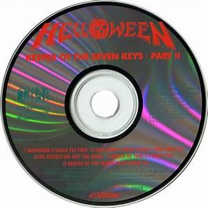 Carátula Cd de Helloween - Keeper Of The Seven Keys Part ...