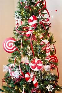 25, Fun, Candy, Cane, Christmas, D, U00e9cor, Ideas, For, Your, Home