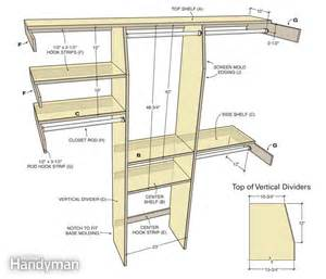 Standard Kitchen Cabinet Drawer Depth by Closet Organization A Simple Shelf And Rod System The