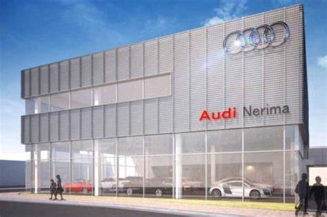 Â�ウディ正規販売店 À�audi Ƿ�馬」を新規オープン、最新cicdを導入した新店舗  Motor Cars
