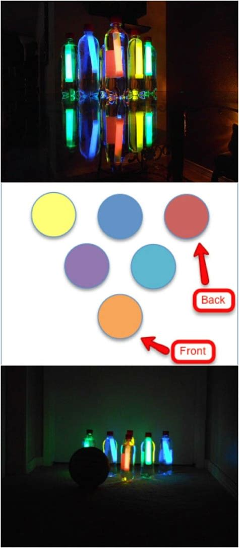 amazingly fun glow   dark diy projects  kids
