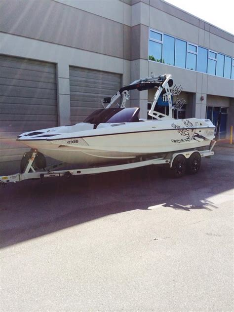 Axis Boats For Sale Canada by Axis A22 Vandall 2012 For Sale For 42 000 Boats From