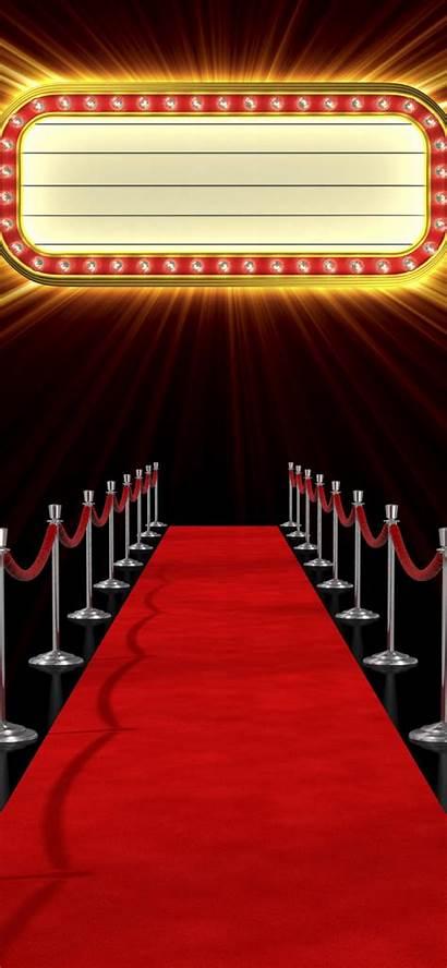 Carpet Hollywood Background Marquee Atlanta