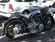 Motorcycle BMW R 12