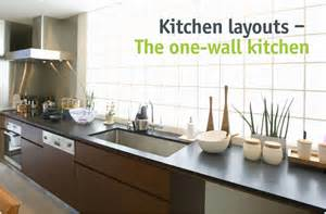 narrow kitchen islands clever storage the one wall kitchen