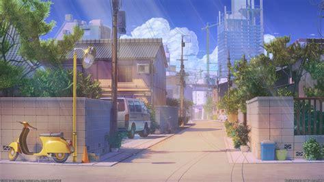 japan by arseniy chebynkin 1920x1080 anime