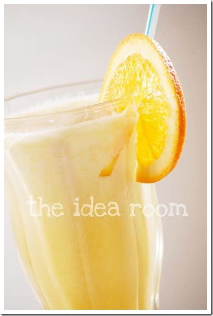 orange julius recipe  idea room